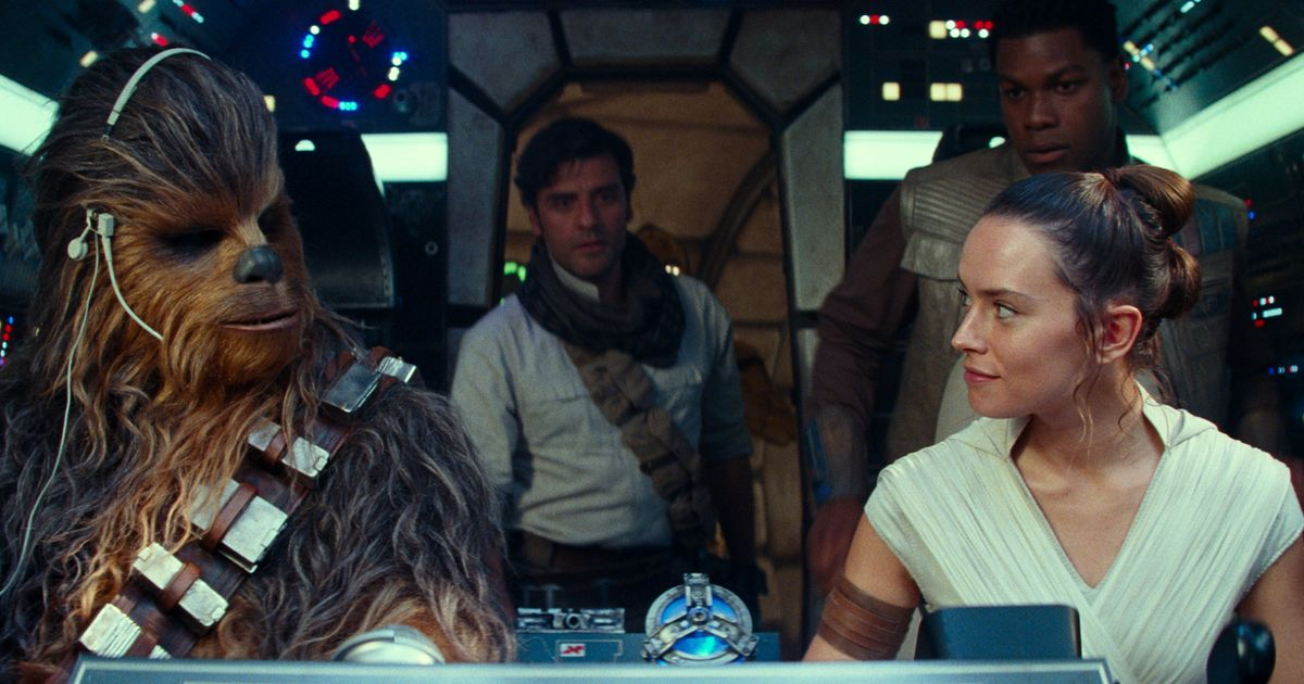 All the Easter Eggs and Hidden References in Star Wars: The Rise of Skywalker