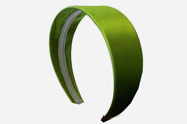 Keshet Accessories 2 Inch Wide Satin Hard Headband