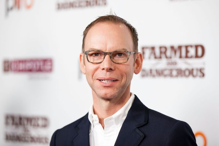 Chipotle's co-CEO Steve Ells.
