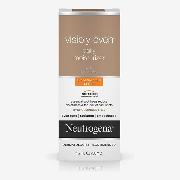 Neutrogena Visibly Even Daily Facial Moisturizer With Broad Spectrum SPF 30 Sunscreen