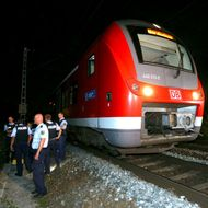 GERMANY-TRAIN-ASSAULT