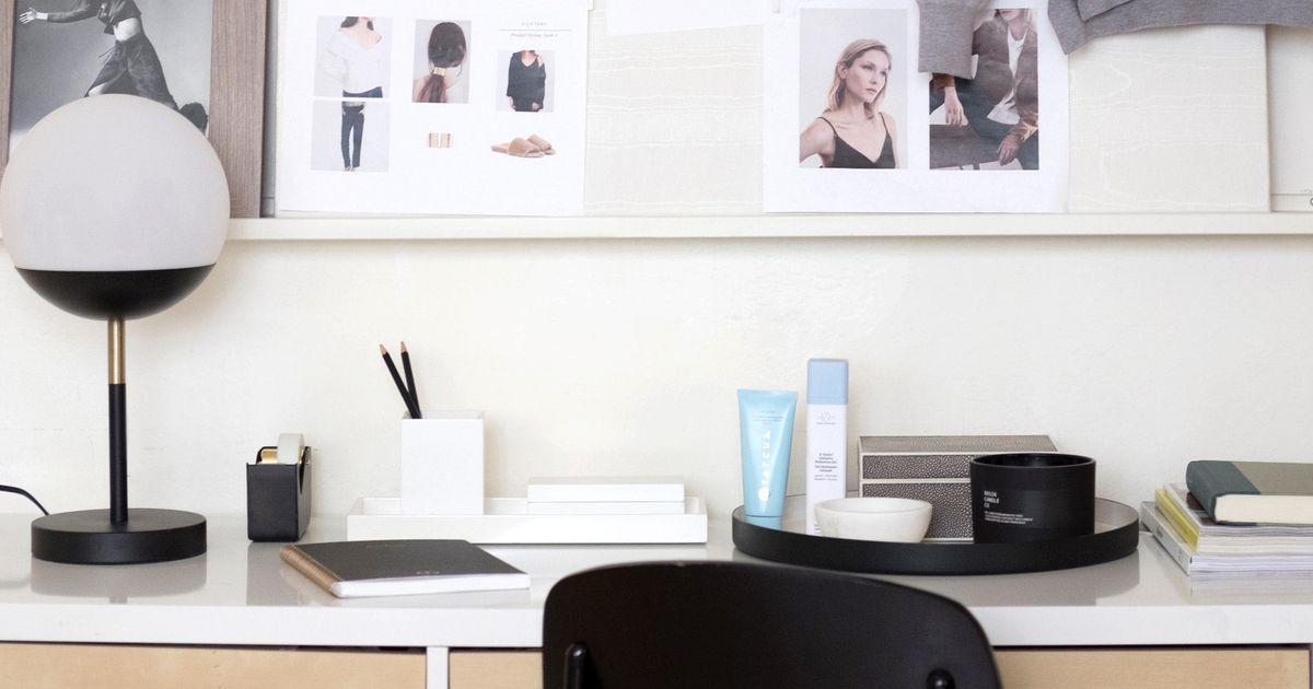 What's on Modern Citizen Co-Founder Jess Lee's Desk