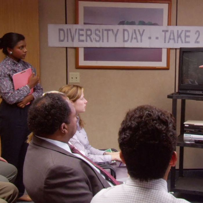 No more diversity days.