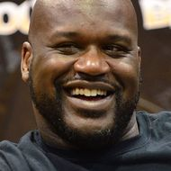 Former NBA player Shaquille O' Neal at the Reebok Classic Breakout Classic Rap Roundtable at Philadelphia University on July 9, 2014 in Philadelphia, Pennsylvania.