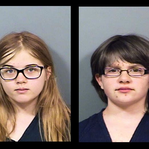 Morgan Geyser and Anissa Weier are charged with trying to kill their friend for Slender Man.