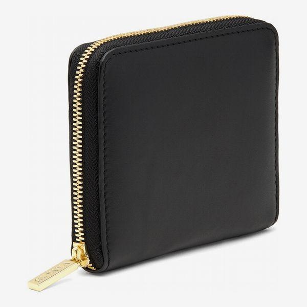 Cuyana Small Zip-Around Wallet