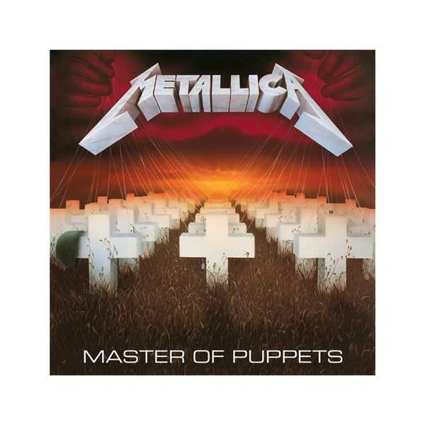 Master of Puppets Reissue, by Metallica