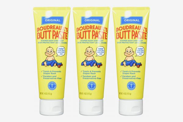 Boudreaux's Boudreaux's Butt Paste Diaper Rash Ointment, 4 oz.