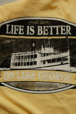 The Lake George Steamboat Company Adult Butter