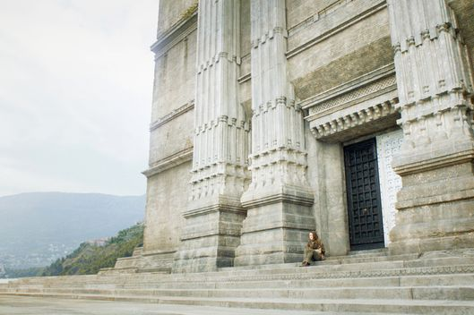 The house of black and white photo helen sloan courtesy of hbo