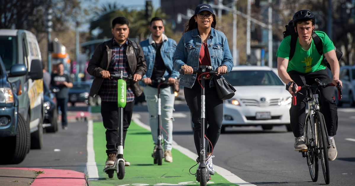 Why New York City Should Welcome Electric Scooters on Its Streets