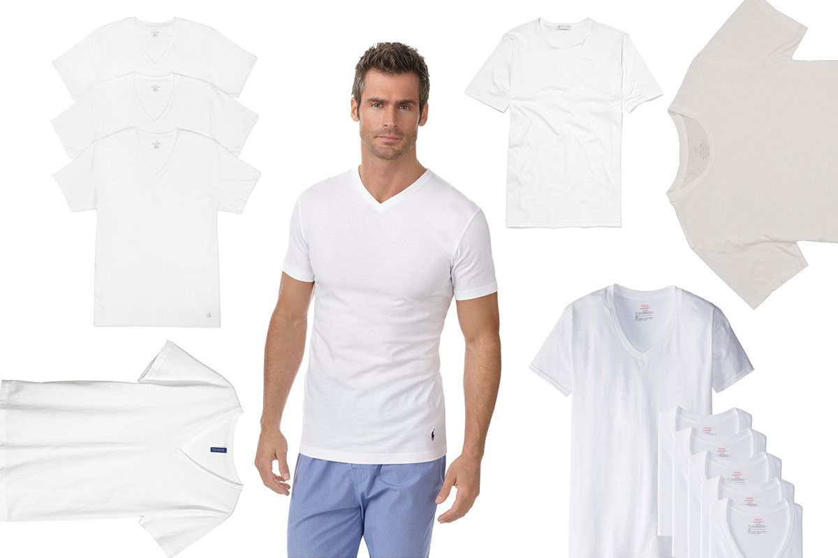 The Best Mens White T Shirt According To Men