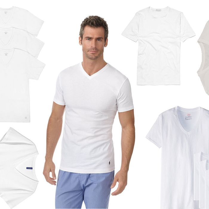 6fff7bab The Best Men's White T-shirt, According to Men