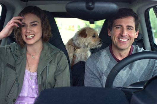 Keira Knightley stars as Penny and Steve Carell stars as Dodge in Lorene - SEEKING A FRIEND FOR THE END OF THE WORLD