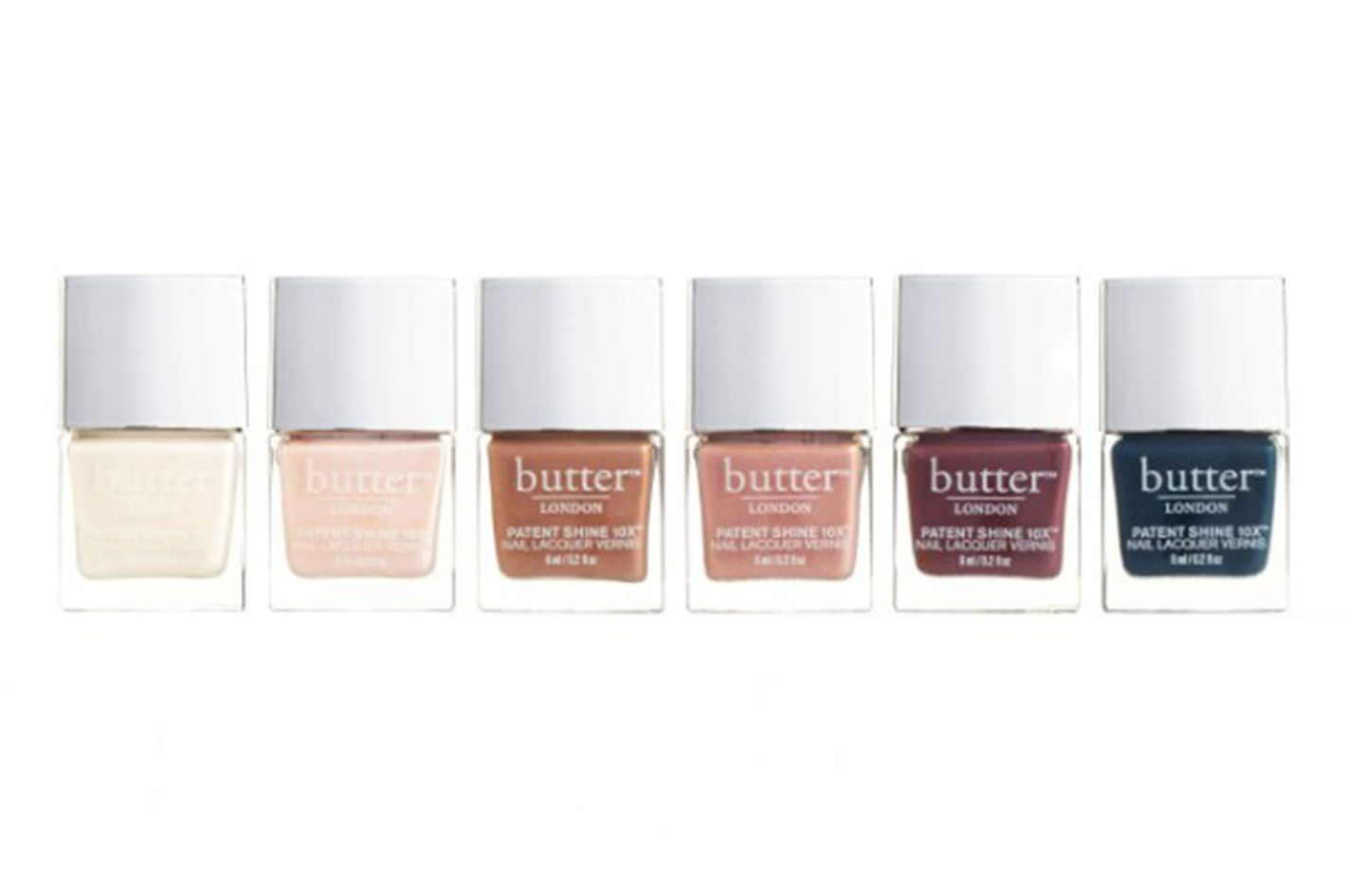 Butter London Cashmere Cremes