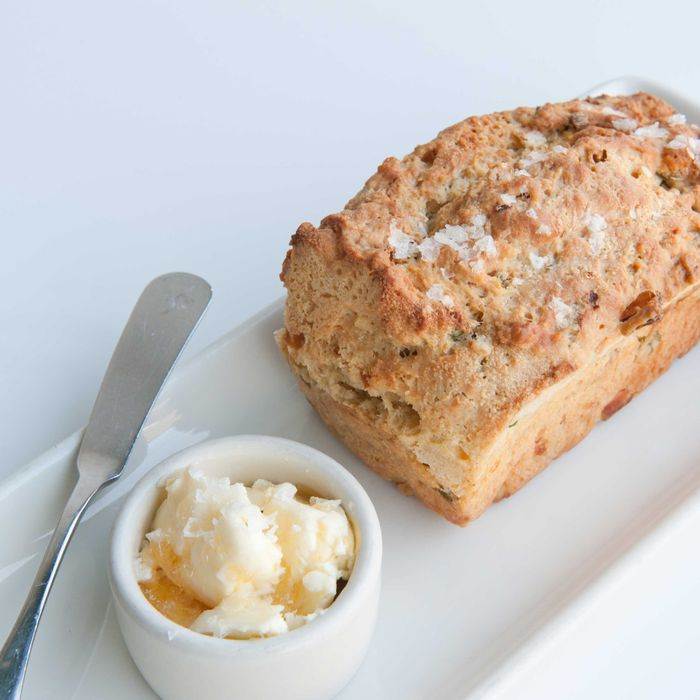 606 R&D's three-onion buttermilk bread costs $8 — and it's worth every penny.