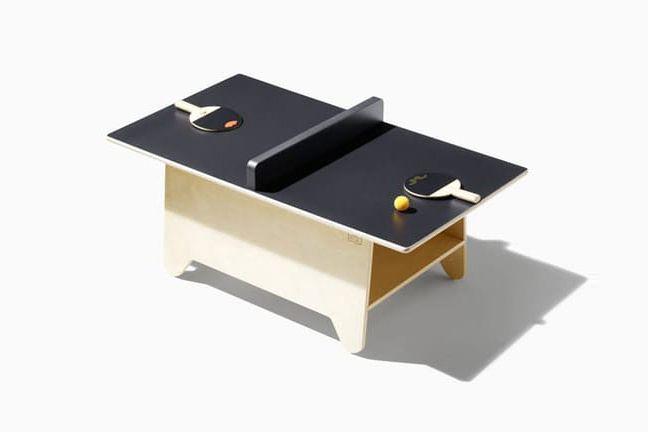 Huzi Design Table Tennis Set