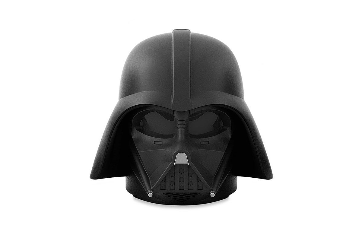 Darth Vader Ultrasonic Cool-Mist Humidifier in Black