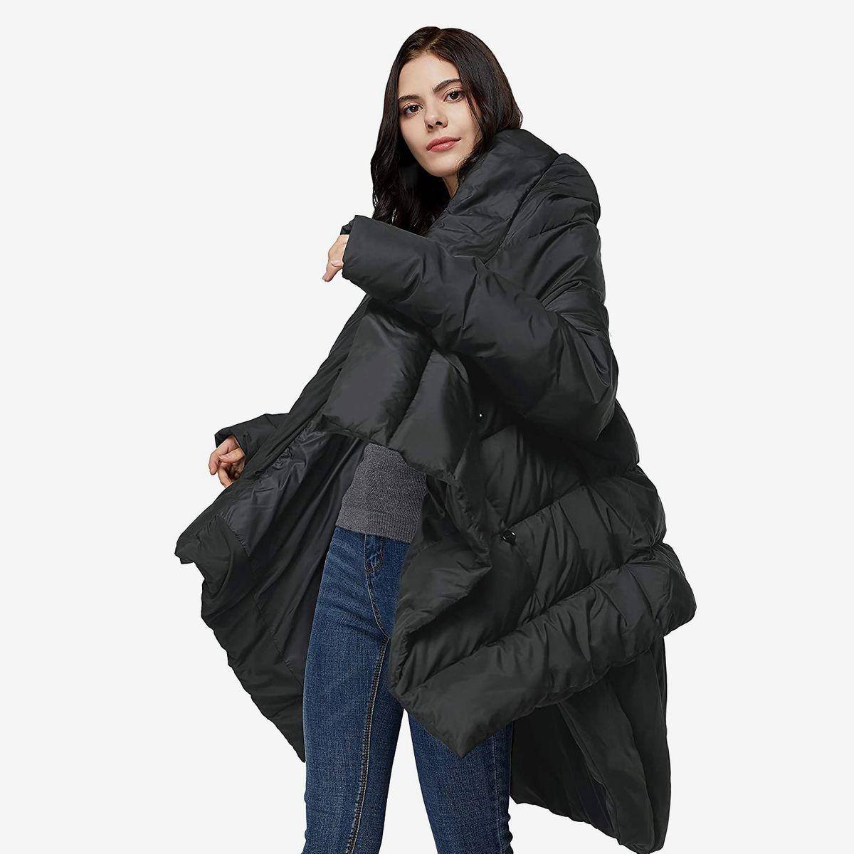 10 Warm and Stylish Coats from Amazon