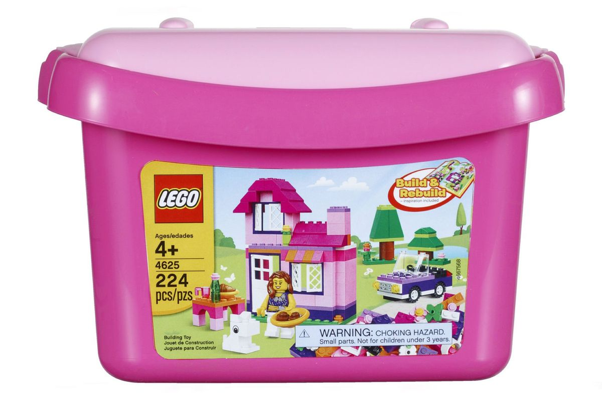 Lego Toys For Girls : Surprise girls like legos too the cut