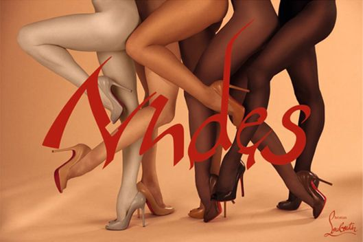 Christian Louboutin Reinvents the Nude Shoe -- The Cut