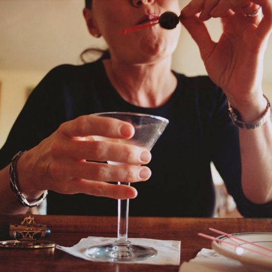 how to break the habit of drinking alcohol every evening