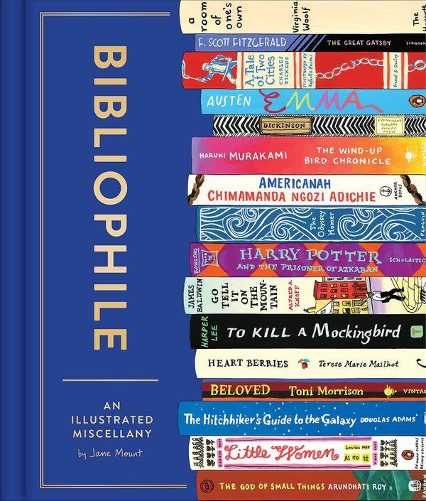 Bibliophile by Jane Mount