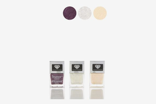 butter LONDON Flights of Fancy Nail Polish - Pack of 3