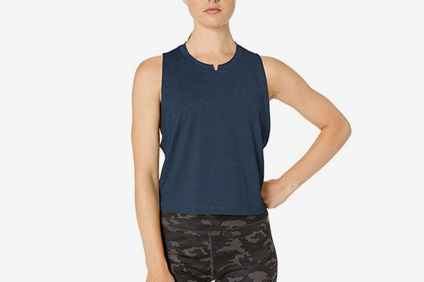 Core 10 Soft Workout Cropped Tank