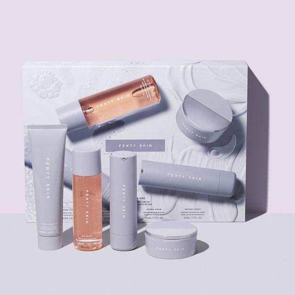 Fenty Skin All Four One 4-Piece AM + PM Skincare Set