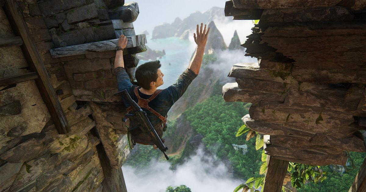 Uncharted 4 The Greatest Story Ever Played