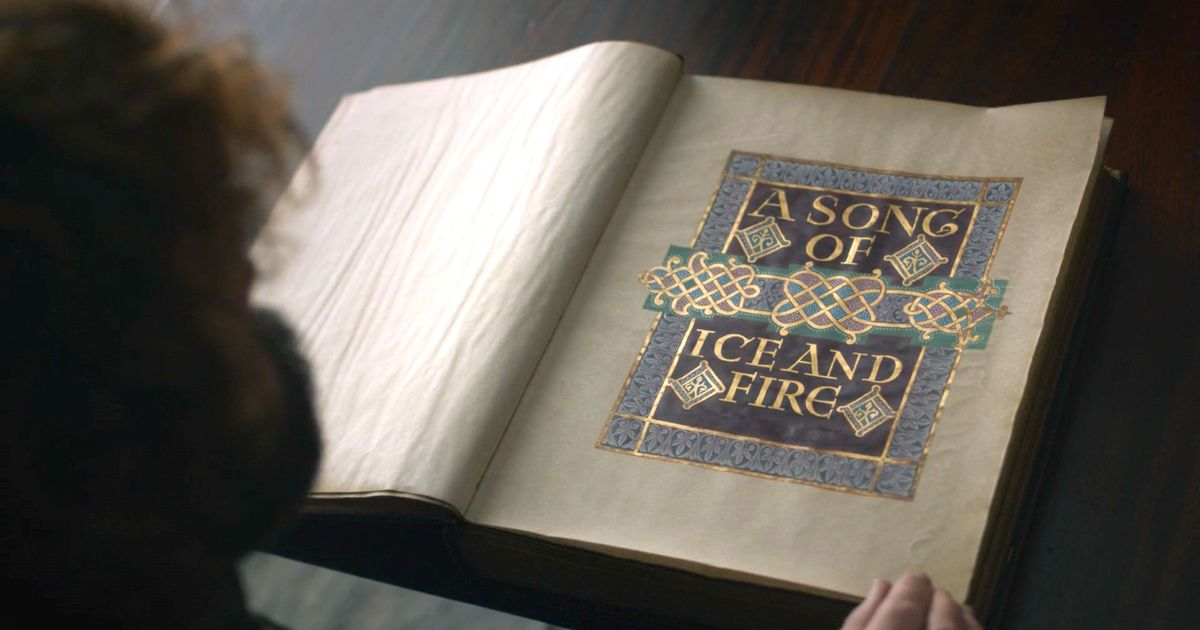 So, Which Game of Thrones Character Wrote 'A Song of Ice and Fire?'