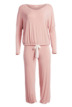 Eberjey Gisele Two-Piece Slouchy Pajama Set