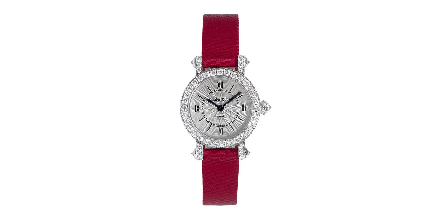 Charles Oudin Retro Watch