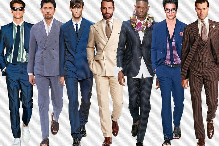 15 Anything-But-Basic Suits for Summer Weddings