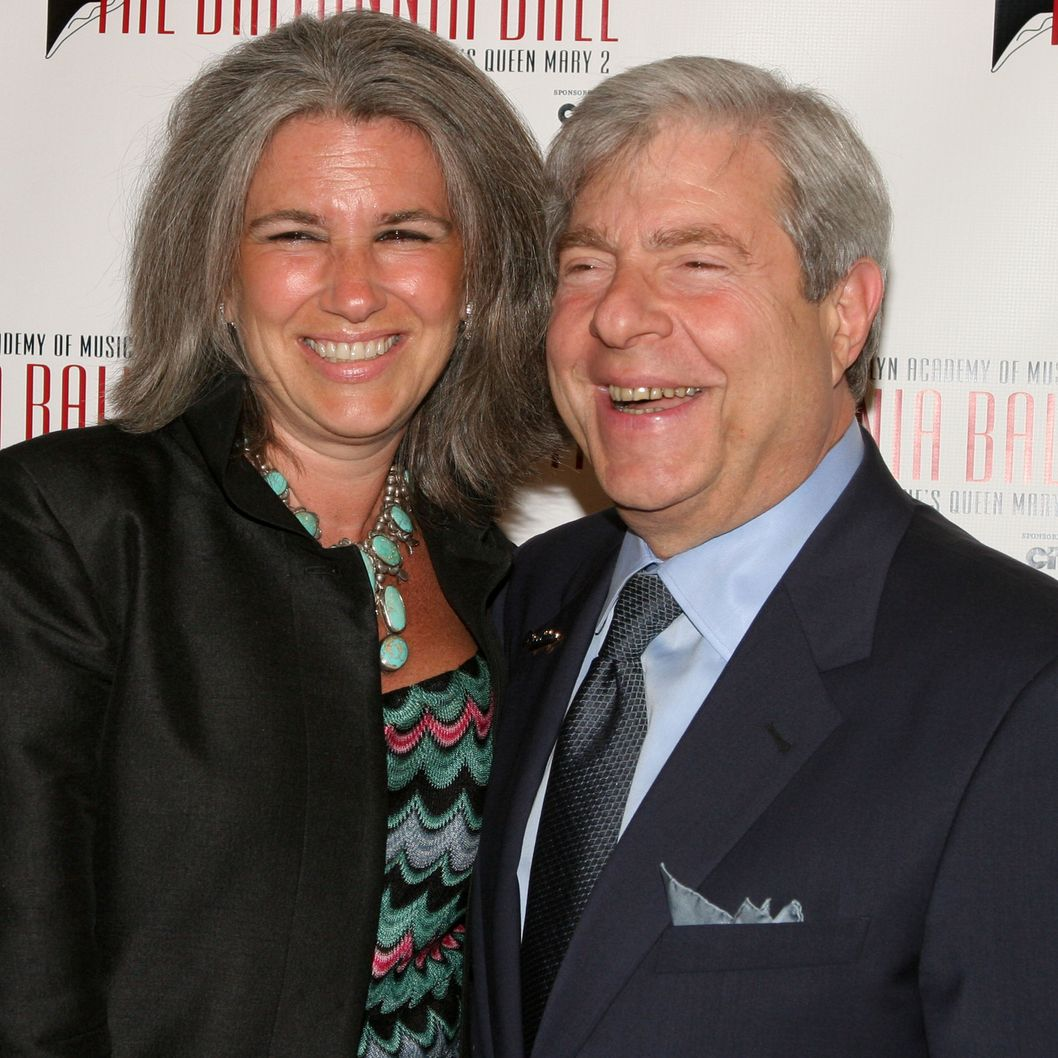 Jamie and Marty Markowitz.