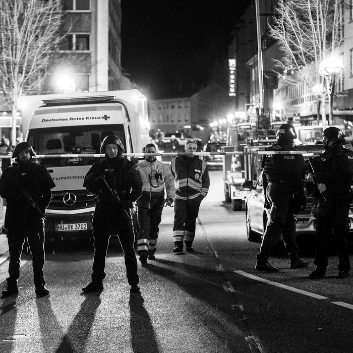 On February 19, a gunman opened fire at several locations in western Germany, killing 10.