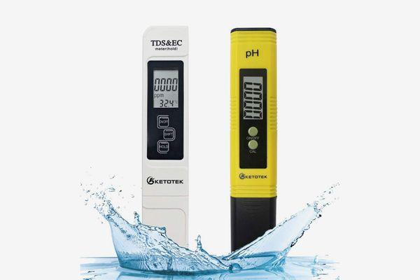 Ketotek Digital Water TDS & PH Meters