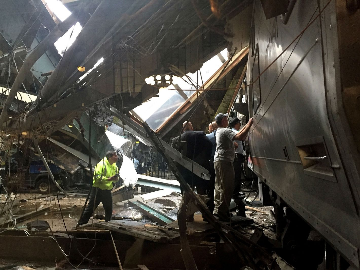 1st recorder recovered from train crash wasn't working