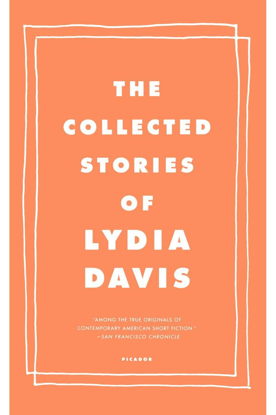 <em>The Collected Stories of Lydia Davis</em>
