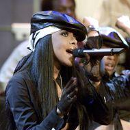 The Tonight Show with Jay Leno ? Aaliyah