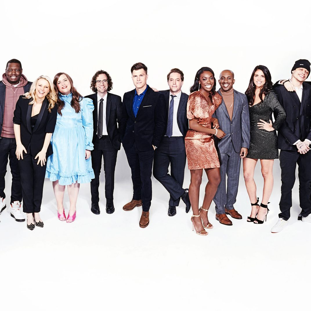 Which Snl Cast Member Did We See The Most In Season 45