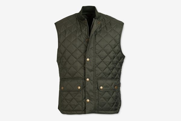 Barbour Oakwell Quilted Vest, A Sam Heughan Exclusive