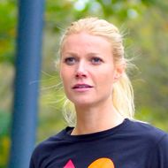 Gwyneth Paltrow sighting on location.