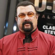 Steven Seagal unveils new model of U-Boat watches of his design in Moscow