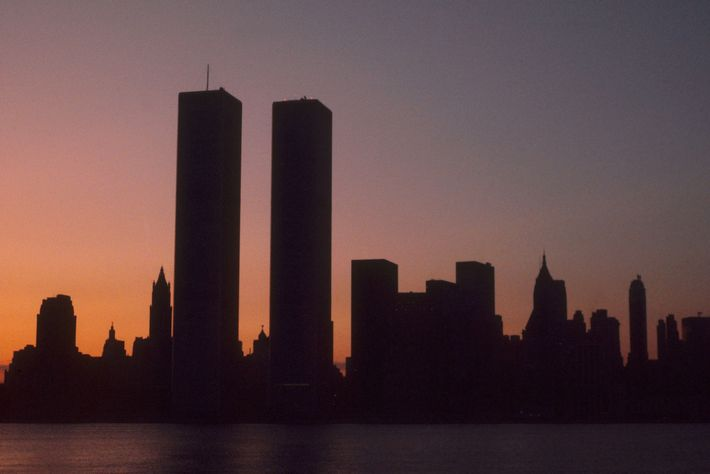 WTC Blackout 1977