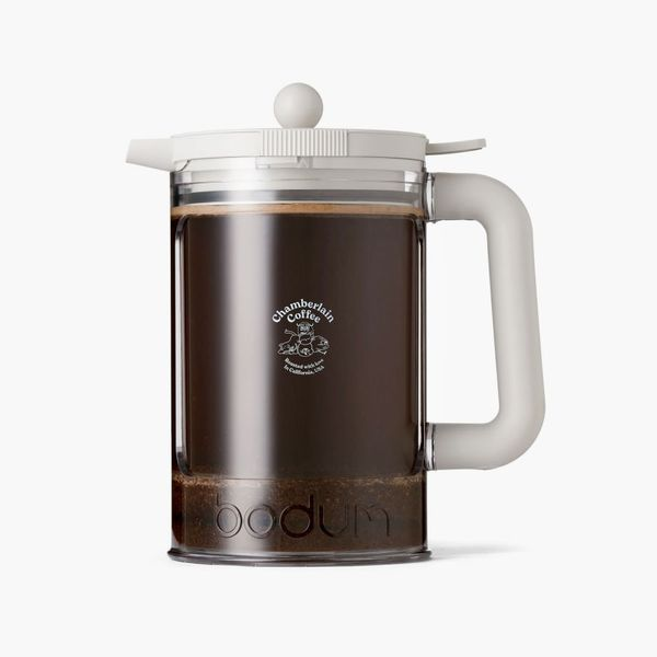 Chamberlain Coffee x Bodum Cold-Brew Press