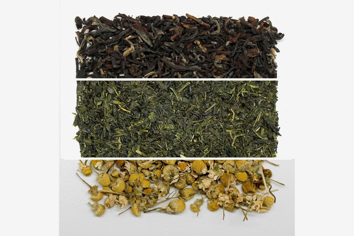 In Pursuit of Tea Tea Sample