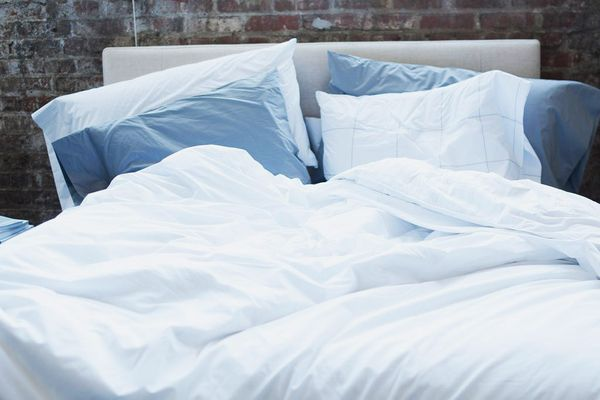 Brooklinen Classic Duvet Cover, Queen