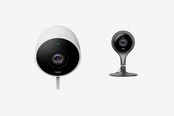 Google Nest 2 Outdoor and 1 Indoor Camera Bundle